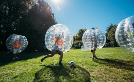Bubble Soccer & Fun, Samstag, 16. September 2017
